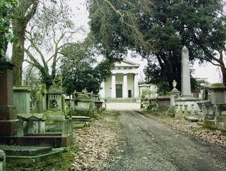 photo of Kensal Green (pt 1) Cemetery