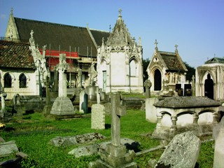 photo of Kensal Green St Mary RC (pt1) Cemetery