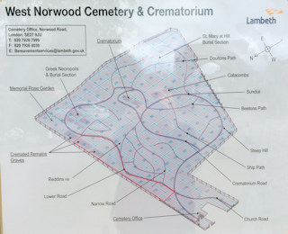 photo of West Norwood Cemetery