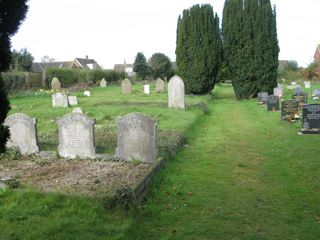 photo of Bawdeswell Cemetery