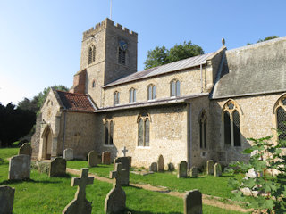 photo of St Mary (Westgate)'s Church burial ground