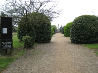 photo of Aylsham Road Cemetery