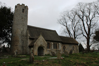 photo of St Mary (new graves)'s Church burial ground