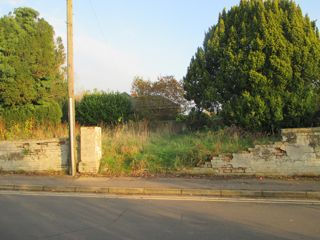 photo of Croft Lane Baptist's Church burial ground