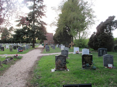 photo of Creake Road (part 1) Cemetery