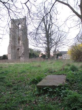 photo of All Saints (ruin)'s Church burial ground