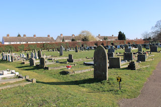 photo of London Road (section J) Cemetery