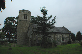 photo of St Mary (commonweath war graves)'s Church burial ground