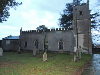 photo of St Michael and All Angels' Church burial ground
