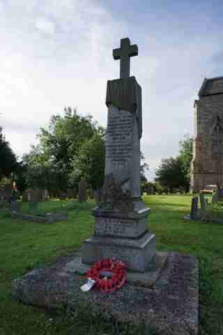 photo of St Michael the Archangel War Memorials