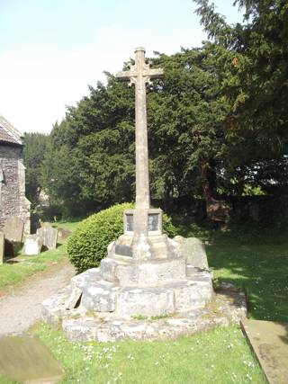 photo of St Mary War Memorial