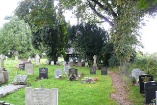 photo of Coley Road (part 3) Cemetery