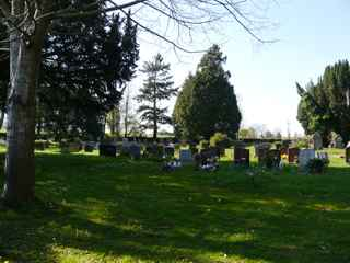 photo of Coley Road East Cemetery