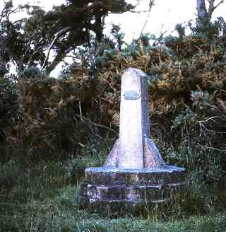 photo of Porlock Ridge Memorial