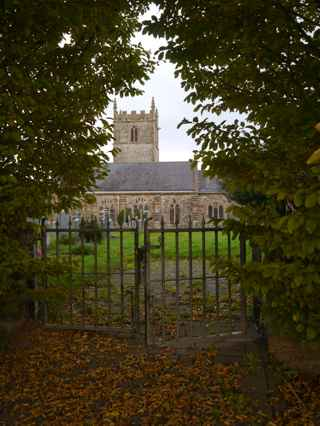 photo of St Mary the Virgin (part 4)'s Church burial ground