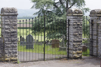 photo of Cheddar Road Cemetery