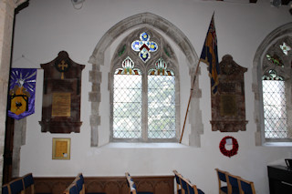 photo of St Mary (roll of honour)