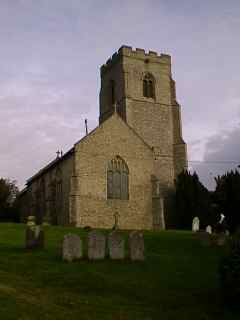 photo of St Mary the Virgin's Church