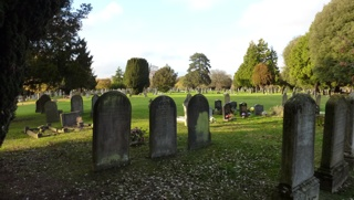 photo of Old Municipal Section E Cemetery