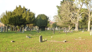 photo of Old Municipal Section G Cemetery