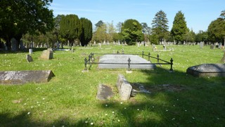 photo of Old Municipal Section H Cemetery