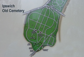 photo of Old Municipal Sections K-L Cemetery