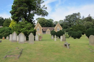 photo of Nightingale Cemetery