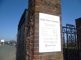 photo of Stoke New 2 Cemetery