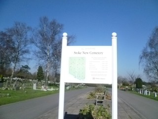 photo of Stoke New Cemetery