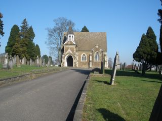 photo of Stoke Old Cemetery