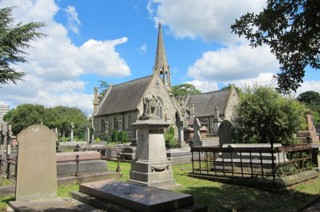 photo of Kingston Cemetery and Crematorium's Cremation Memorials