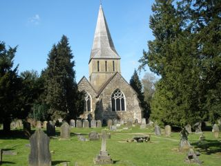 photo of St James's Church
