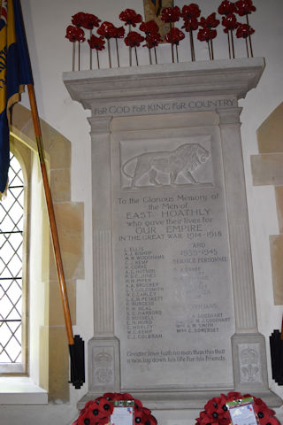photo of Parish Church War Memorial