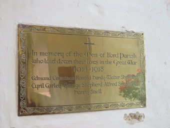 photo of St Nicholas (roll of honour)