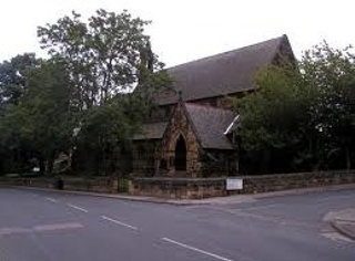 photo of St Mary Magdalen's Church burial ground