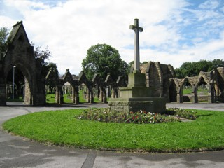 photo of Barnsley Cemetery