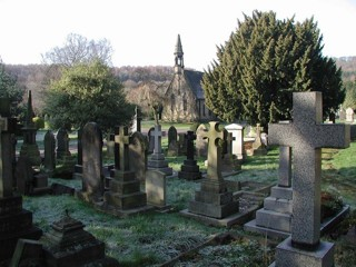 photo of Bingley Cemetery