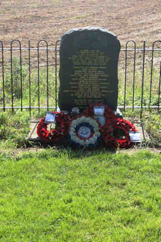 photo of Halifax Bomber Memorial