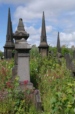 photo of Lister Lane Cemetery