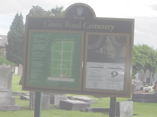 photo of Grove Road (Section A-B) Cemetery
