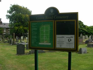 photo of Grove Road (Section C) Cemetery