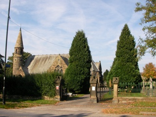 photo of Harlow Hill (Section A) Cemetery