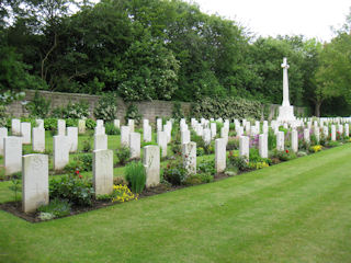 photo of Stonefall (military B) Military Cemetery