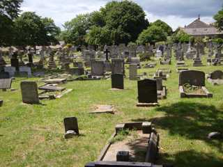 photo of Southgate (part 6) Cemetery