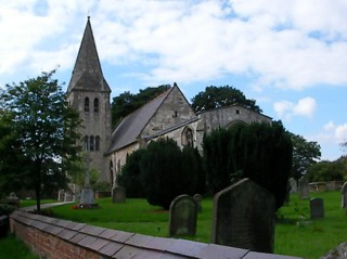 photo of All Saints' Church