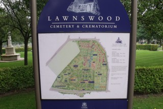 photo of Lawnswood (section T) Cemetery