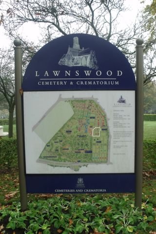 photo of Lawnswood V Cemetery