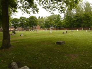 photo of North Ormesby (NE) Municipal Cemetery