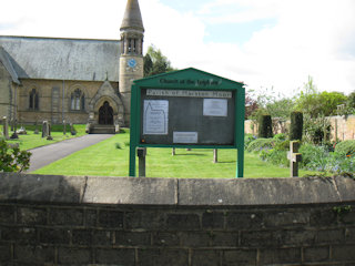 photo of Church of the Epiphany's Church burial ground