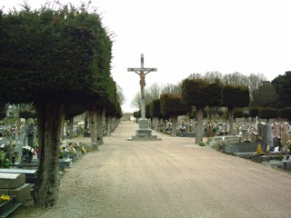 photo of Ouest Cemetery